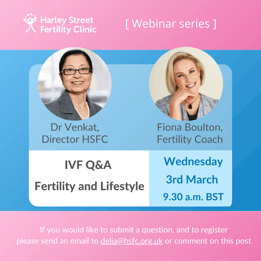Awakening Fertility webinar series with Fiona Boulton