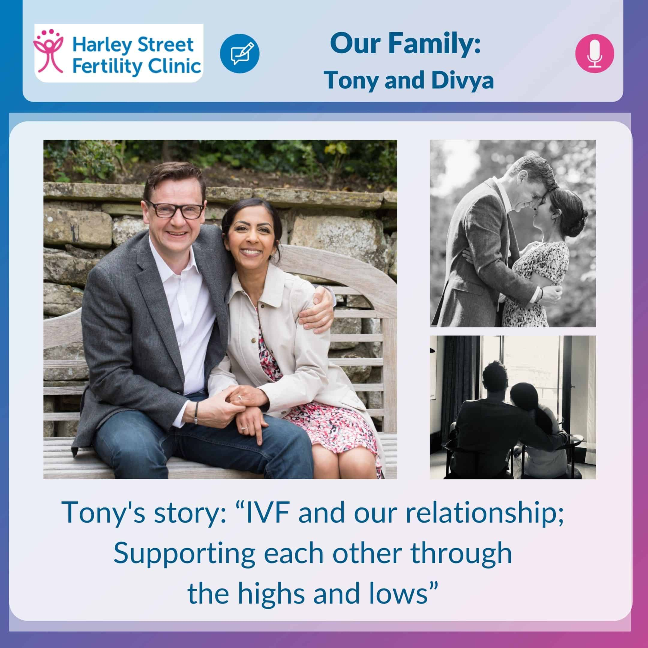 IVF and our relationship