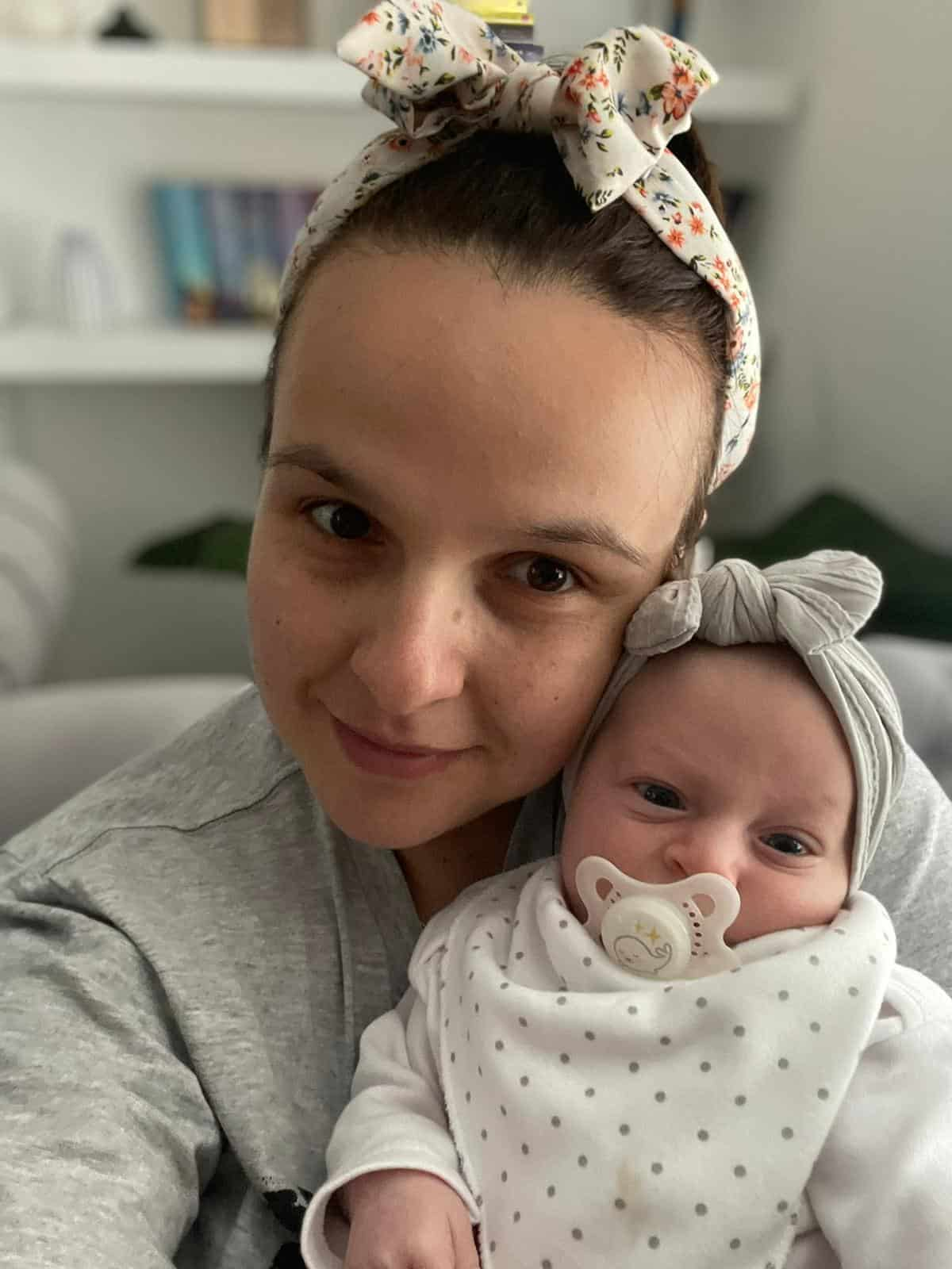 Maya, the embryologist with her own miracle