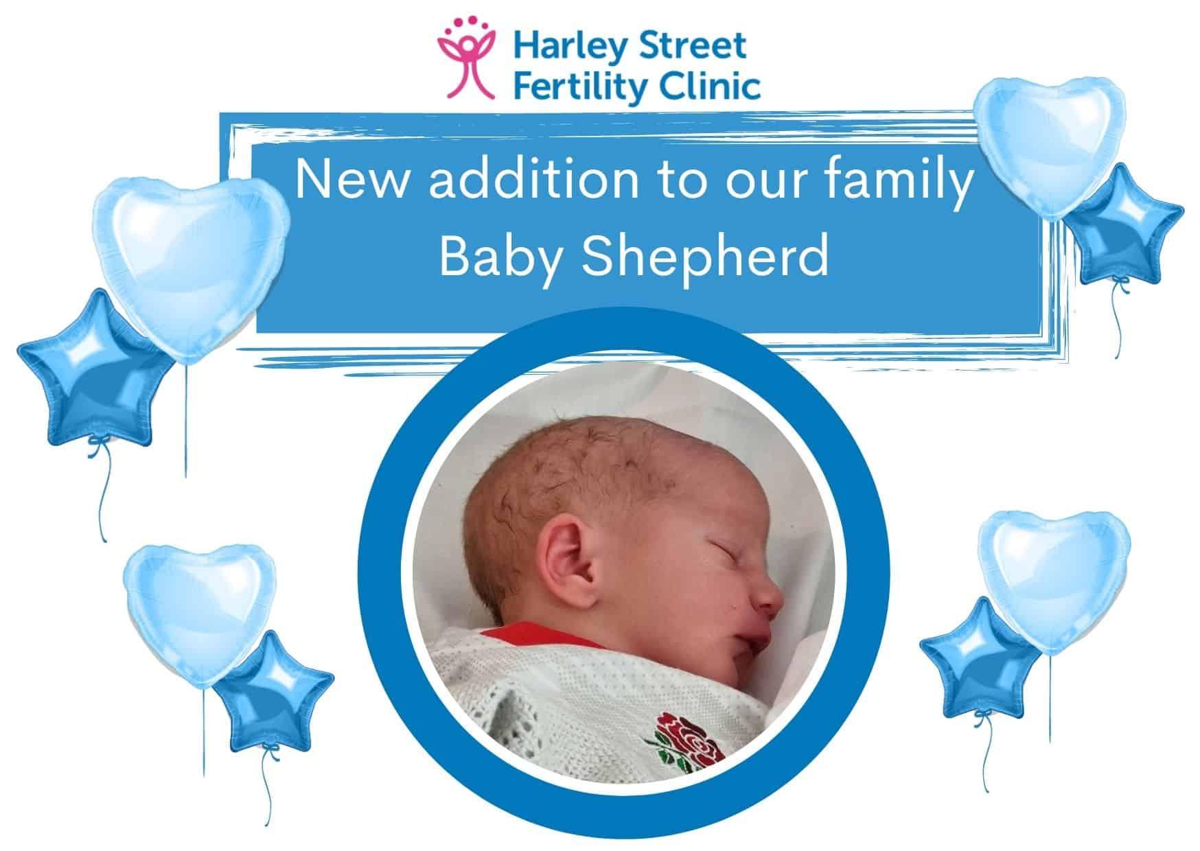 Thank you, Harley Street Fertility Clinic!